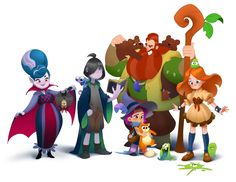 Cartoon Characters, Fictional Characters, Cartoon Styles, Bowser, Character Design, Wizards, Concept, Artwork, Artist