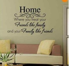 Home Quotes and sayings