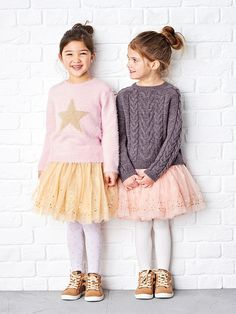 Camisola em malha pelinho, para menina
