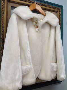 Vintage fur coats at GHM boutique Portland Oregon