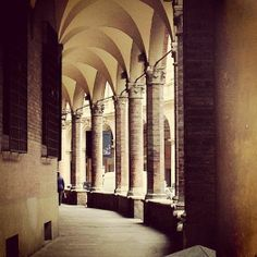 Buongiorno Bologna: la maestosa bellezza dei portici cittadini instagram, foto di @ele_valup