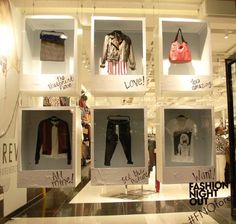 Fashion Night Out #moda #varejo #vitrine #PDV