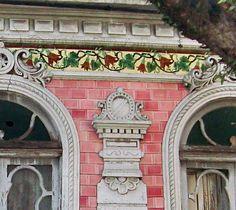 Azulejos antigos no Rio de Janeiro: Niterói II - rua Saldanha Marinho