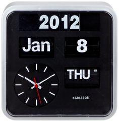 Present Time Karlsson Flip Wall Clock, Mini Present Time,http://www.amazon.com/dp/B000IY04N6/ref=cm_sw_r_pi_dp_Rb0Psb090DAVNKFX