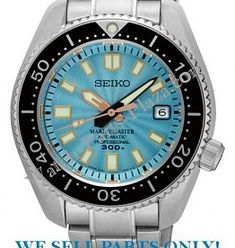 Seiko Seiko SLA015 MM300 Watch Parts - Marinemaster Blue