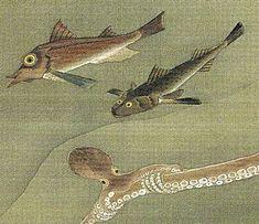 27_群魚図(蛸)-0001