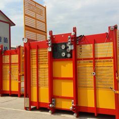 JH of China#Building Cargo#Passenger hoist#SC200/200P#material lift