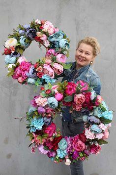 Dekoracje kwiatowe z pracowni tenDOM