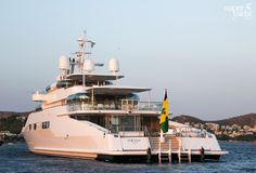 In Pictures: The iconic 74m superyacht Enigma at sunset | SuperYacht Times