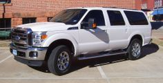 2011 Ford Excursion For Sell
