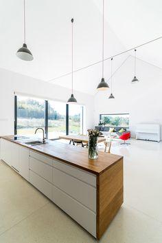 Galería - Casa en el paisaje / Kropka Studio - 21