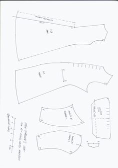 doll clothes patterns  http://www.molendrix.com/strihy1.html