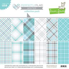 perfectly plaid winter collection pack