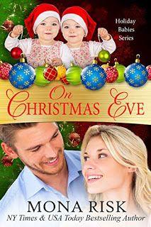 Awesome Romance Novels: On Christmas Eve by @MonaRiskS #Kindle #Romance