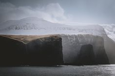 THE PASSAGE – Faroe Islands on Behance