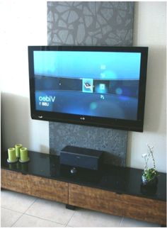 50 ideas for living room tv wall decor mount tv hide tv cords