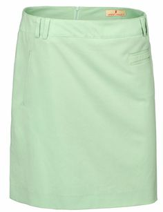 """Love the shades of green? Then you've gotta have our new Sport Haley Ladies 18"""" Mirage Green Golf Skort today! #golf #golffashion #golfapparel #golfswag #fashion #swag #ootd #lorisgolfshoppe"""