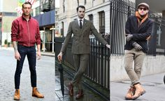 How to wear Grenson Boots | Shop all boots now at The Idle Man | #StyleMadeEasy