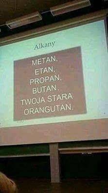 alkany, vole ;*)