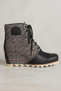 62348b30a7f4 Sorel 1964 Premium Wedge Boots