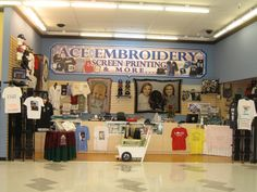 ACE Embroidery Screen Printing & More