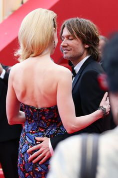 Nicole Kidman and Keith Urban - Inside Llewyn Davis Cannes Film Festival Premiere