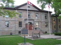Vintage Cornwall Archives https://www.facebook.com/groups/Vintage.Cornwall/ Historical Cornwall Ontario Old Gaol, Cornwall, Ontario, Canada.