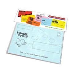 Big Mouth Toys Prank Envelopes, 6-Pack by Big Mouth Toys. $8.09