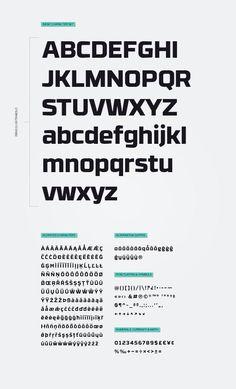 RBNo3.1 – Sans Serif Font by René Bieder