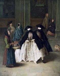 The Perfume Seller (oil on canvas) (see also 60625)