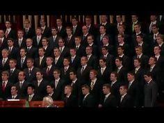 The Iron Rod - BYU Men's Chorus and The Mormon Tabernacle Choir. Now available for free download: http://setapartalbum.byu.edu/