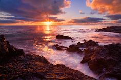 One more sunrise shot