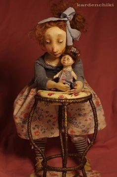 #kardenchiki #dolls