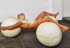 Francisco Leiro Abstract Sculpture, Artisan, Sculptures, Wood, Art, Craftsman
