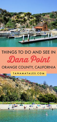 Things to do, see and eat in Dana Point | California | Things to do in Orange County | Things to do in San Juan Capistrano | Things to do in San Clemente | California Road Trip | Pacific Coast Highway Road Trip | Dana Point Beach | Dana Point Wedding | Dana Point Restaurants | Dana Point Harbor | Dana Point Sea Caves | Dana Point Surfing | Dana Point Whale Watching | Doheny State Beach | Capistrano Beach | Salt Creek Beach | Monarch Resort | Dana Point Walks | Los Angeles Day Trip | OC Day Trip