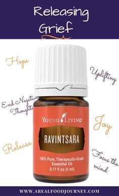 Release Grief with Ravintsara essential oil All It's Other Uses - A Real Food Journey Learn everything about ravintsara essential oil and how it can help you with sadness and grief Chamomile Essential Oil, Yl Essential Oils, Yl Oils, Young Living Essential Oils, Essential Oil Blends, Ravintsara, Cedarwood Oil, Healing Oils, Natural Healing