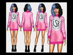Melanie Martinez The Sims 3 (mod)