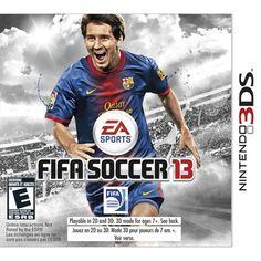 FIFA Soccer 13 (Nintendo 3DS)