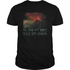 Lord Of The Rings - Walk Into Mordor