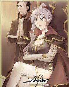 Ishtar and Reinhardt
