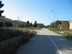 Comiso Air Force base now abandoned :-(
