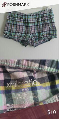 Sleep shorts Worn once Xhilaration Intimates & Sleepwear Pajamas