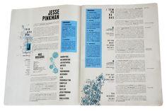 Magazine | Breaking Bad by Carolina Sesa, via Behance Portfolio Pdf, Newspaper Design, Breaking Bad, Editorial Design, Flyer Design, Behance, Layout, Journal, Magazine