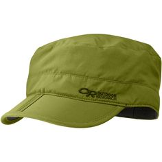Outdoor research Radar Pocket Cap - Green.The street-styled Radar Pocket Cap shields you from the sun with UPF protection, keeps you dry, outdoor Nylons, Cheap Wholesale Clothing, Dobby Weave, Best Caps, Outdoor Research, Pocket Detail, Sun Hats, Gender Female, Bags
