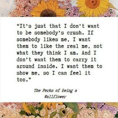 The Perks of Being a Wallflower. #some #perks