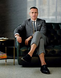 Thom Browne talks personal style: Part One