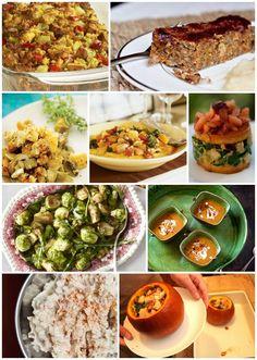 9 Fantastic Vegetarian Thanksgiving Recipes - sanfranista