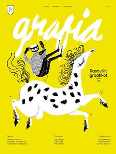 Grafia 03/2015 – Illustration: Ilona Partanen