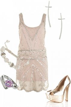 Found my Saturday night-out outfit!! Outfit styled on Fantasy Shopper #fashion #style