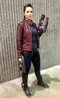 My awesome cousin Peter Quill/Starlord Cosplay  Girl Cosplay